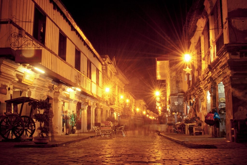 Night, Vigan