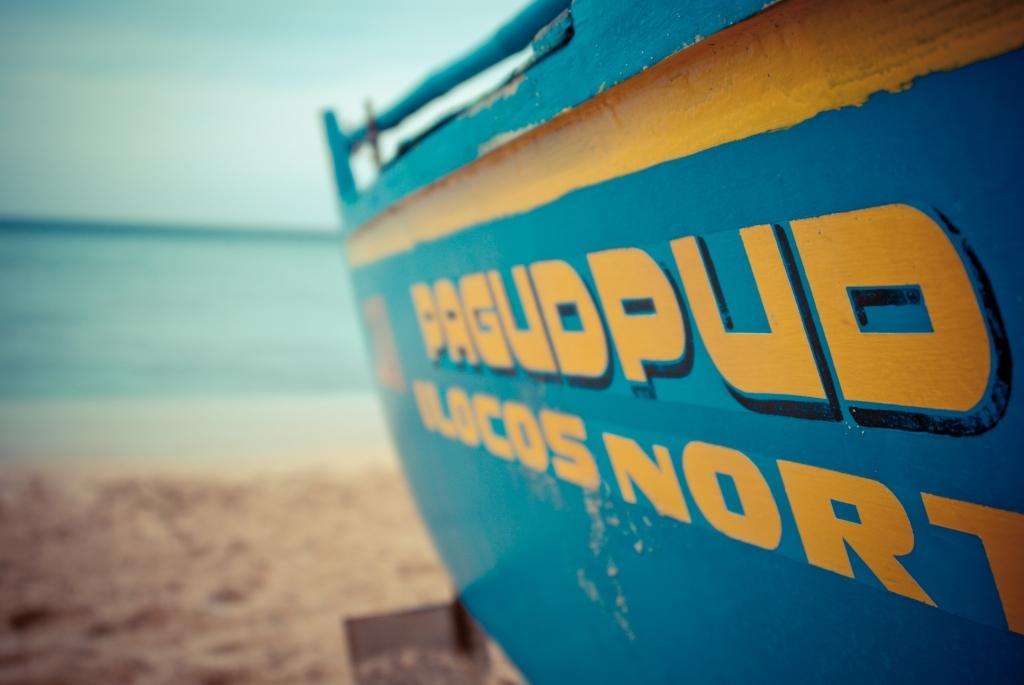 Saud Beach, Ilocos Norte