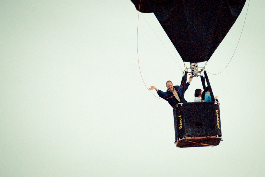 Clark, Hot Air Balloon, Ultramagic