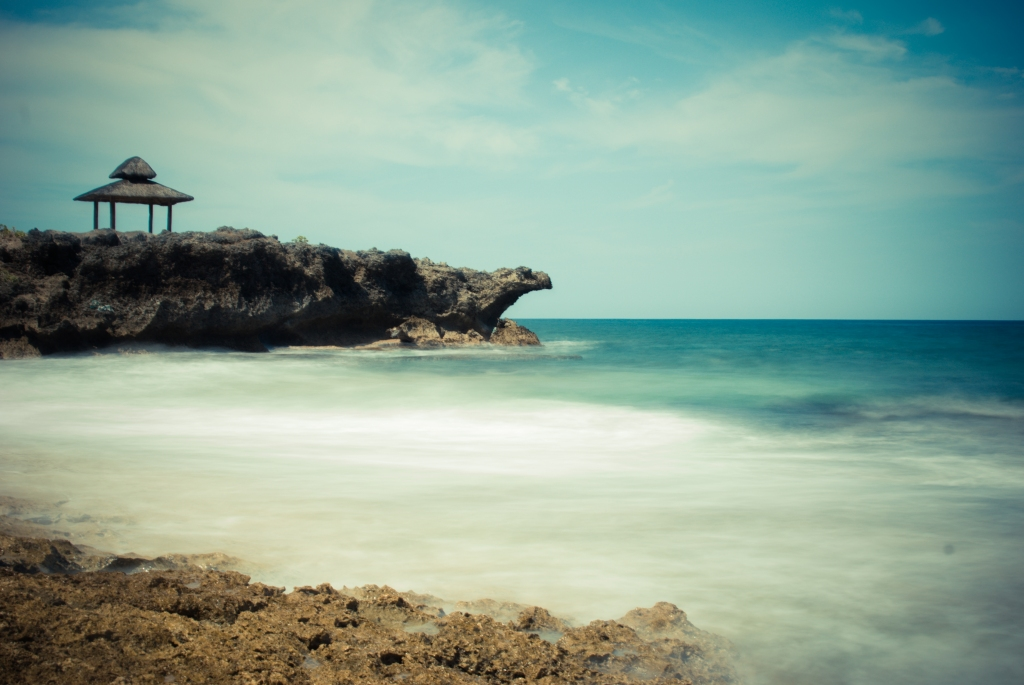 Puerto del Sol, Patar Beach, Bolinao, Pangasinan, Rock Formation