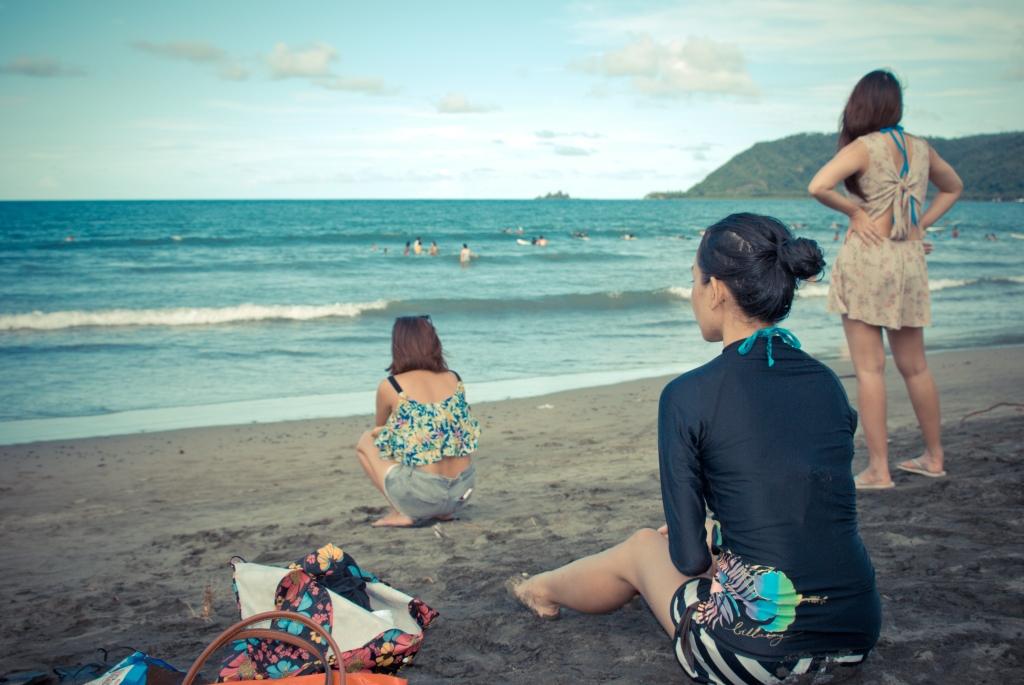 Surf, Surfing, Baler, Aurora, Bahia de Baler, Ermita Hill, Balete, Millenium Tree, Diguisit
