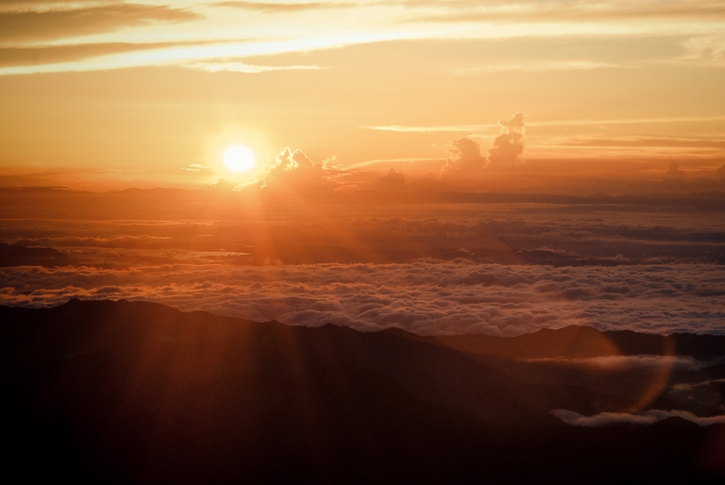 Mount Pulag, Mount Pulog, Benguet, Ifugao, Nueva Vizcaya, Sea of Clouds, Trek, Hike, Sunrise