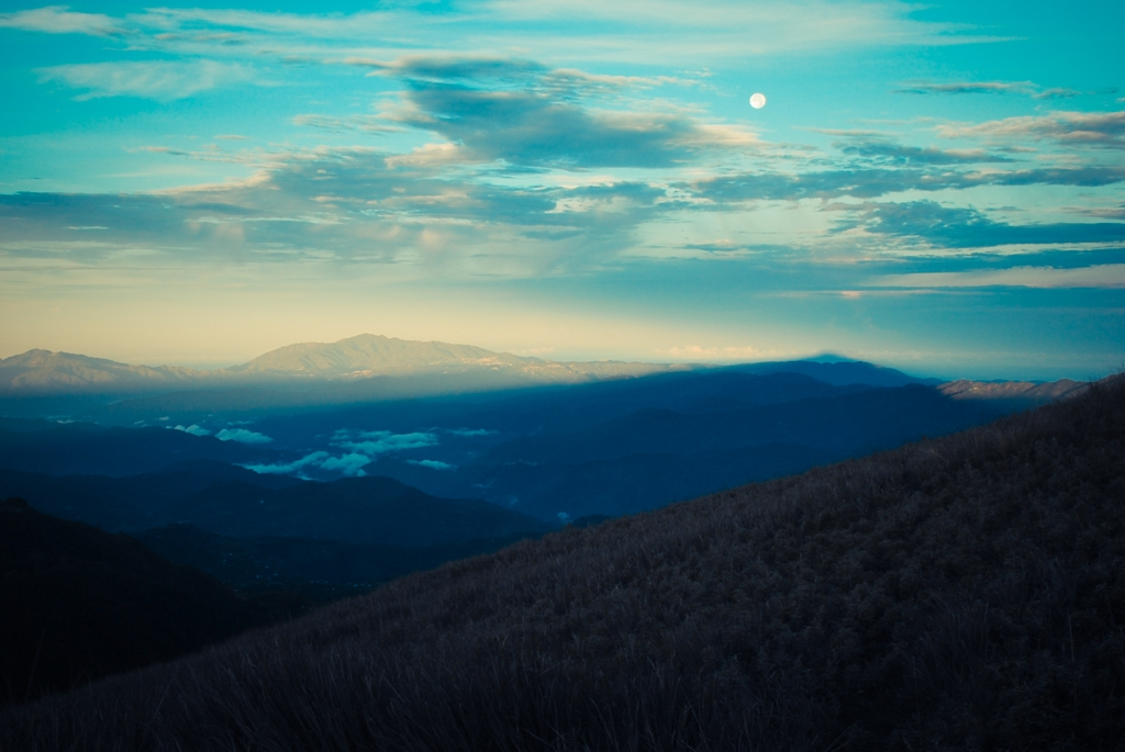 Mount Pulag, Mount Pulog, Benguet, Ifugao, Nueva Vizcaya, Sea of Clouds, Trek, Hike, Moon, Tw