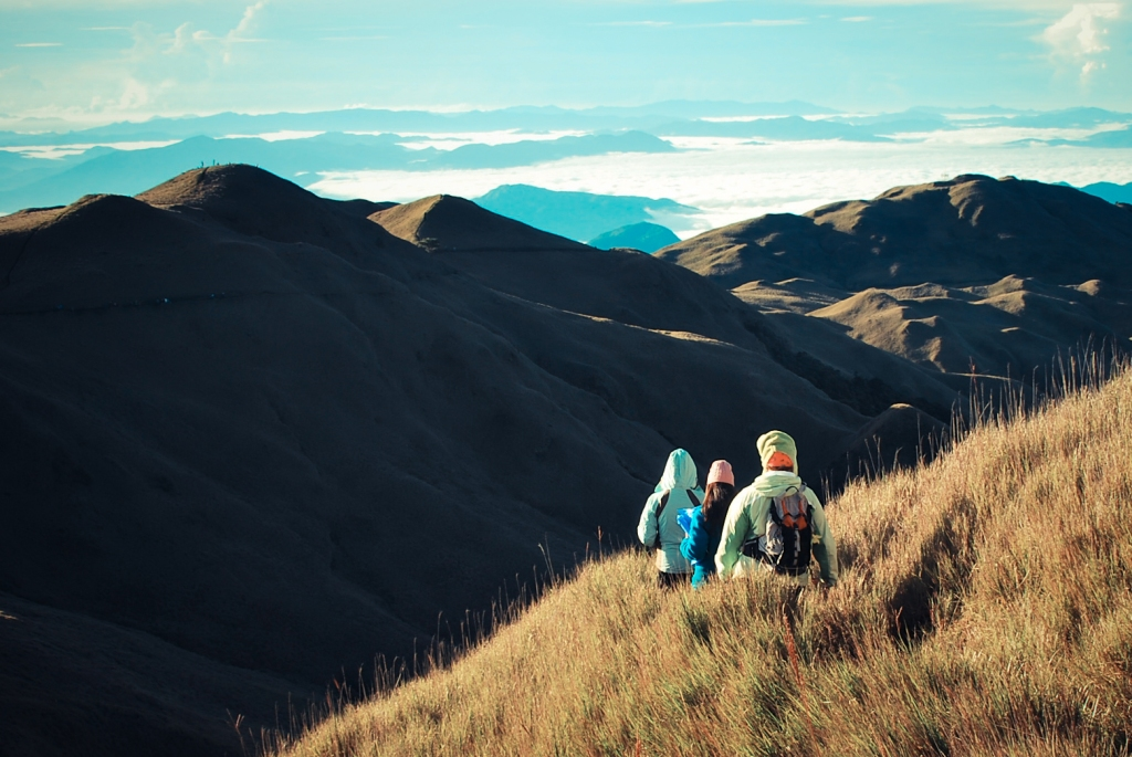 Mount Pulag, Mount Pulog, Benguet, Ifugao, Nueva Vizcaya, Sea of Clouds, Trek, Hike